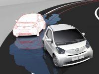 Toyota iQ-Smallest And Safest