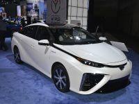 Toyota Mirai Los Angeles 2014