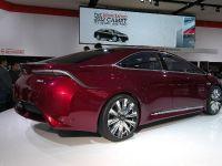 Toyota NS4 Hybrid Concept Detroit 2012