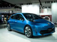 Toyota Prius C Detroit 2011