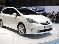 Toyota Prius Geneva 2011