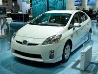 Toyota Prius Plug-in Hybrid Detroit 2011