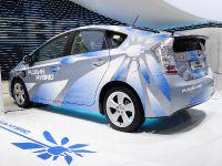 Toyota Prius plug-in hybrid Paris 2010