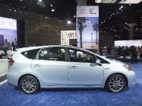 Toyota Prius V Los Angeles 2014