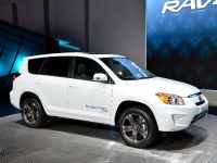 Toyota RAV4 EV Los Angeles 2010