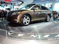 Toyota Venza Detroit 2008