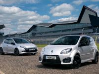 Twingo Renaultsport 133 and Clio Renaultsport 200 Silverstone GP