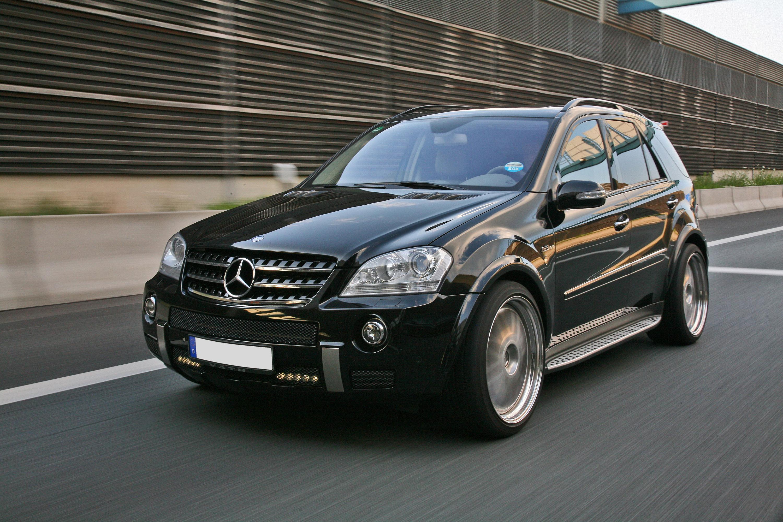VATH Mercedes-Benz ML63 AMG - фотография №1