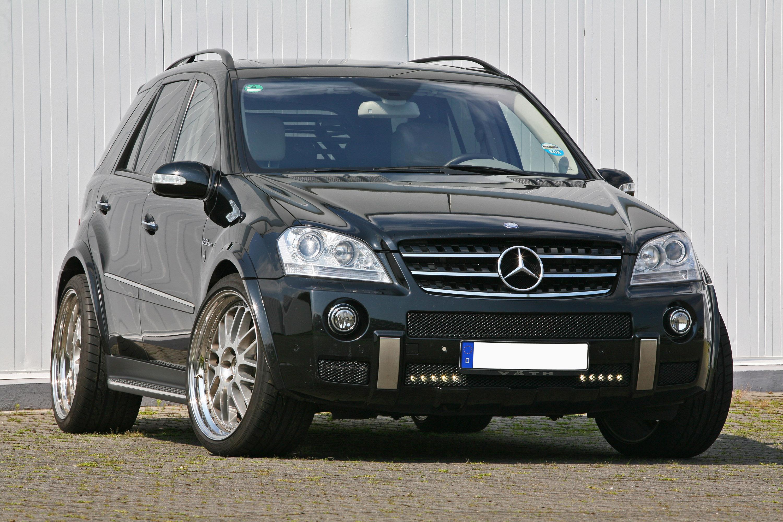VATH Mercedes-Benz ML63 AMG - фотография №3