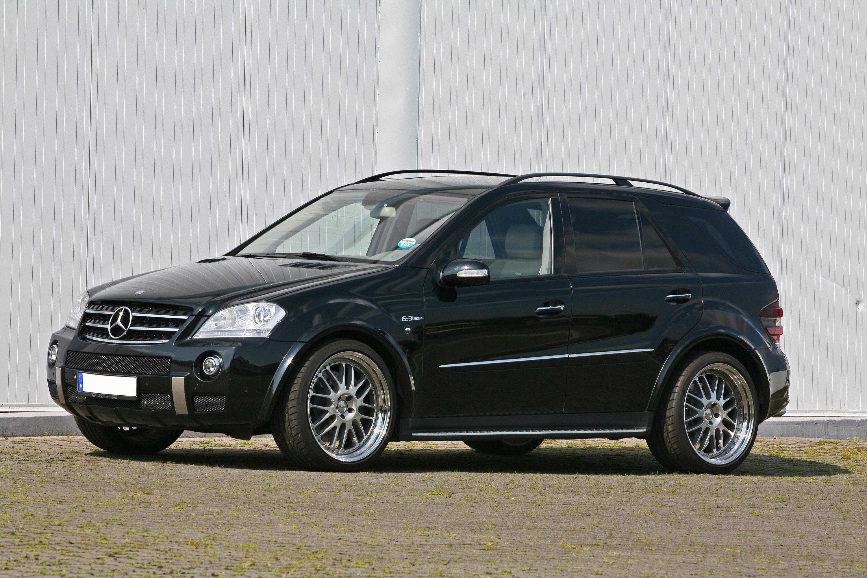 VATH Mercedes-Benz ML63 AMG - фотография №4