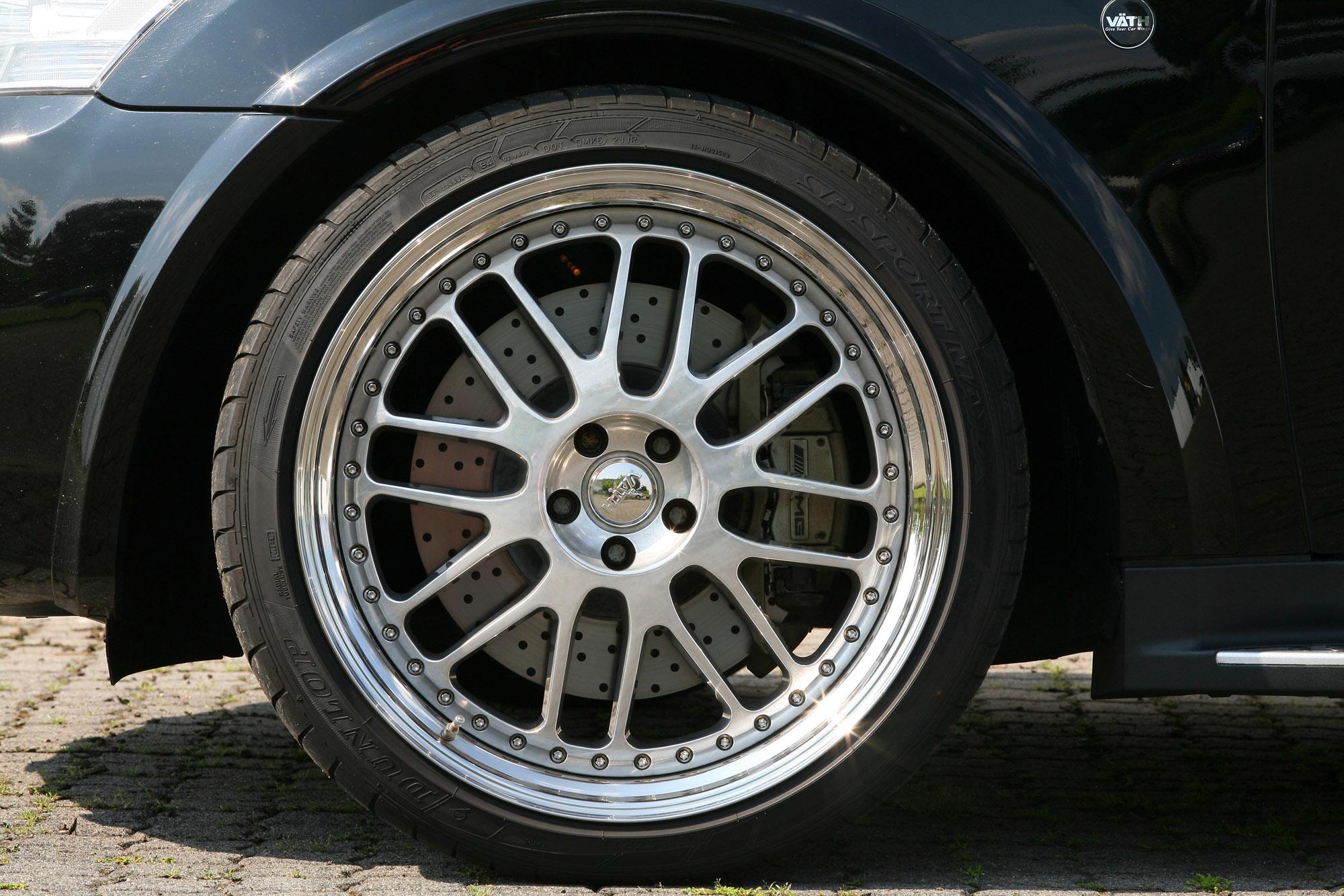 VATH Mercedes-Benz ML63 AMG - фотография №5