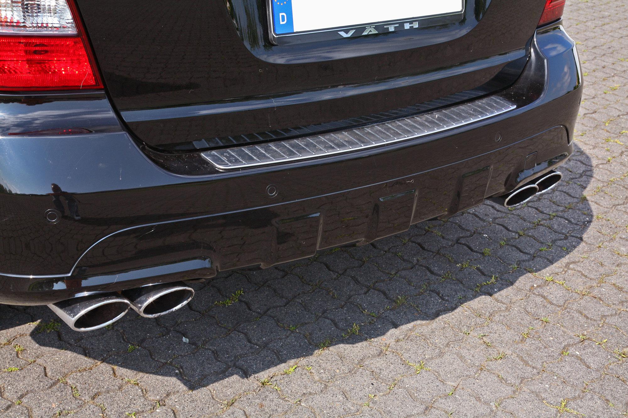 VATH Mercedes-Benz ML63 AMG - фотография №7