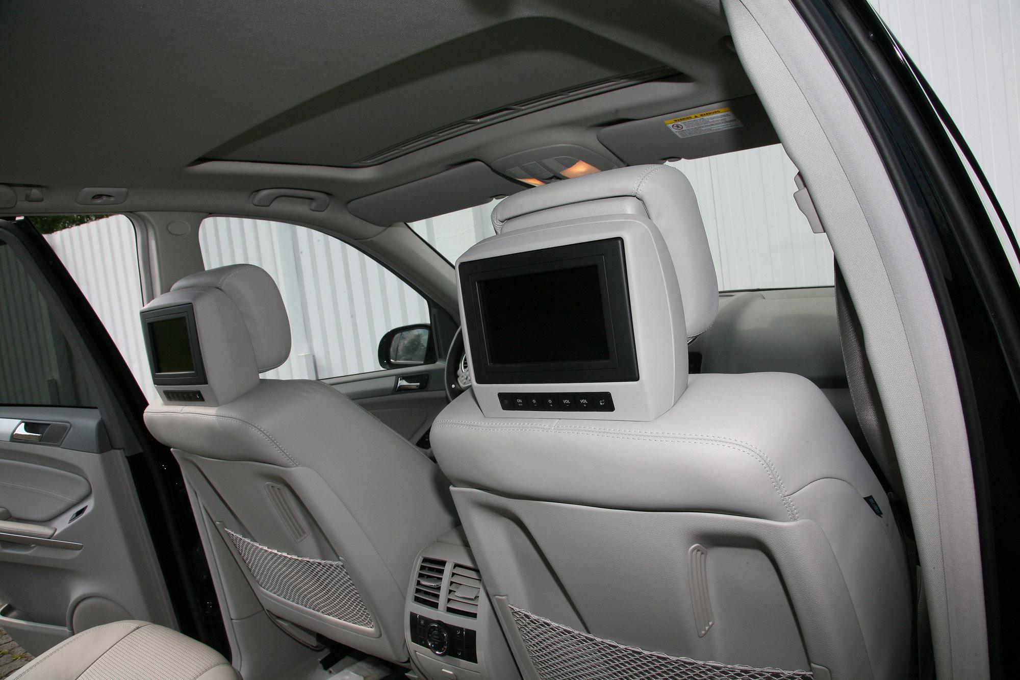 VATH Mercedes-Benz ML63 AMG - фотография №8