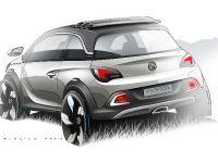 Vauxhall Adam Rocks Concept