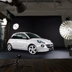 Vauxhall ADAM White Edition