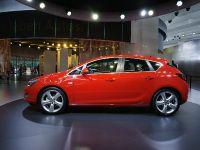Vauxhall Astra Frankfurt 2011
