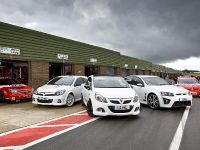 VAUXHALL VXR8 LS3 and Corsa VXR