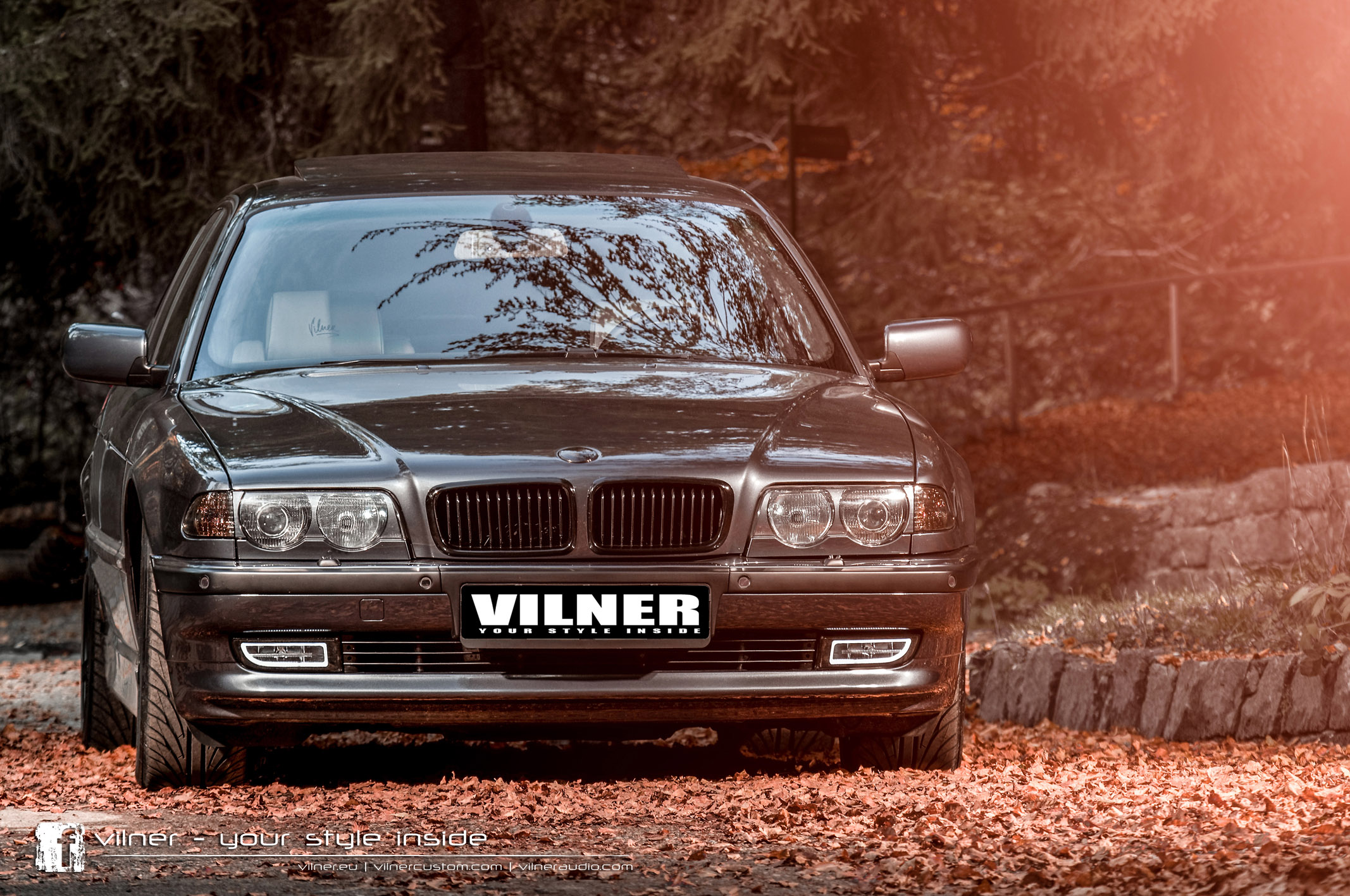 Вильнер трансформирует БМВ 750 V12 объемом - фотография №1