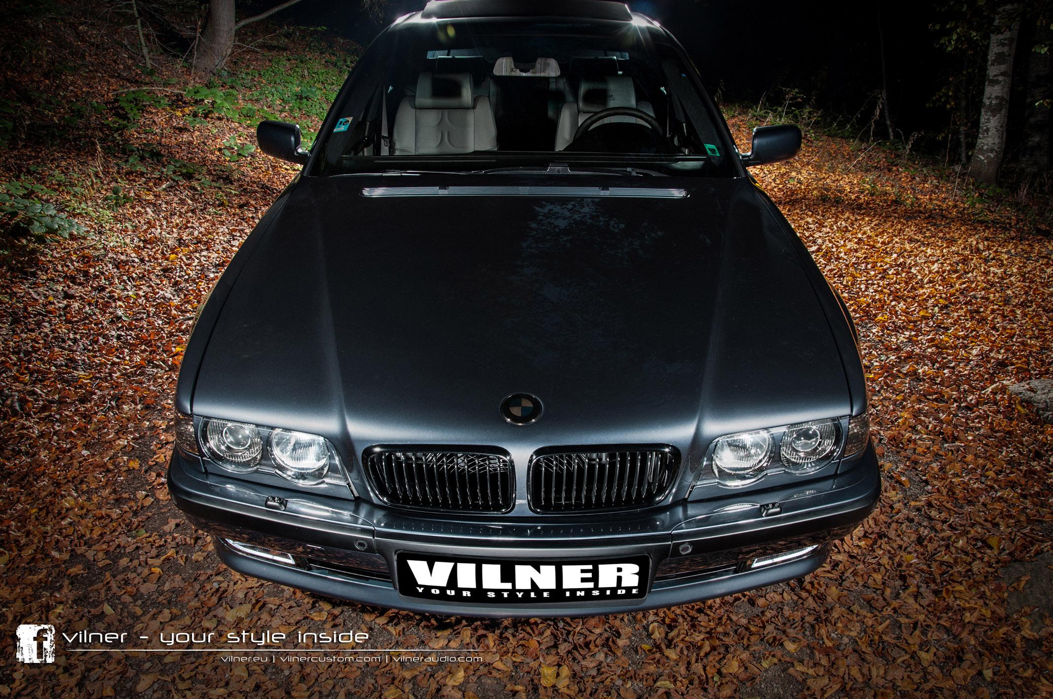 Вильнер трансформирует БМВ 750 V12 объемом - фотография №2