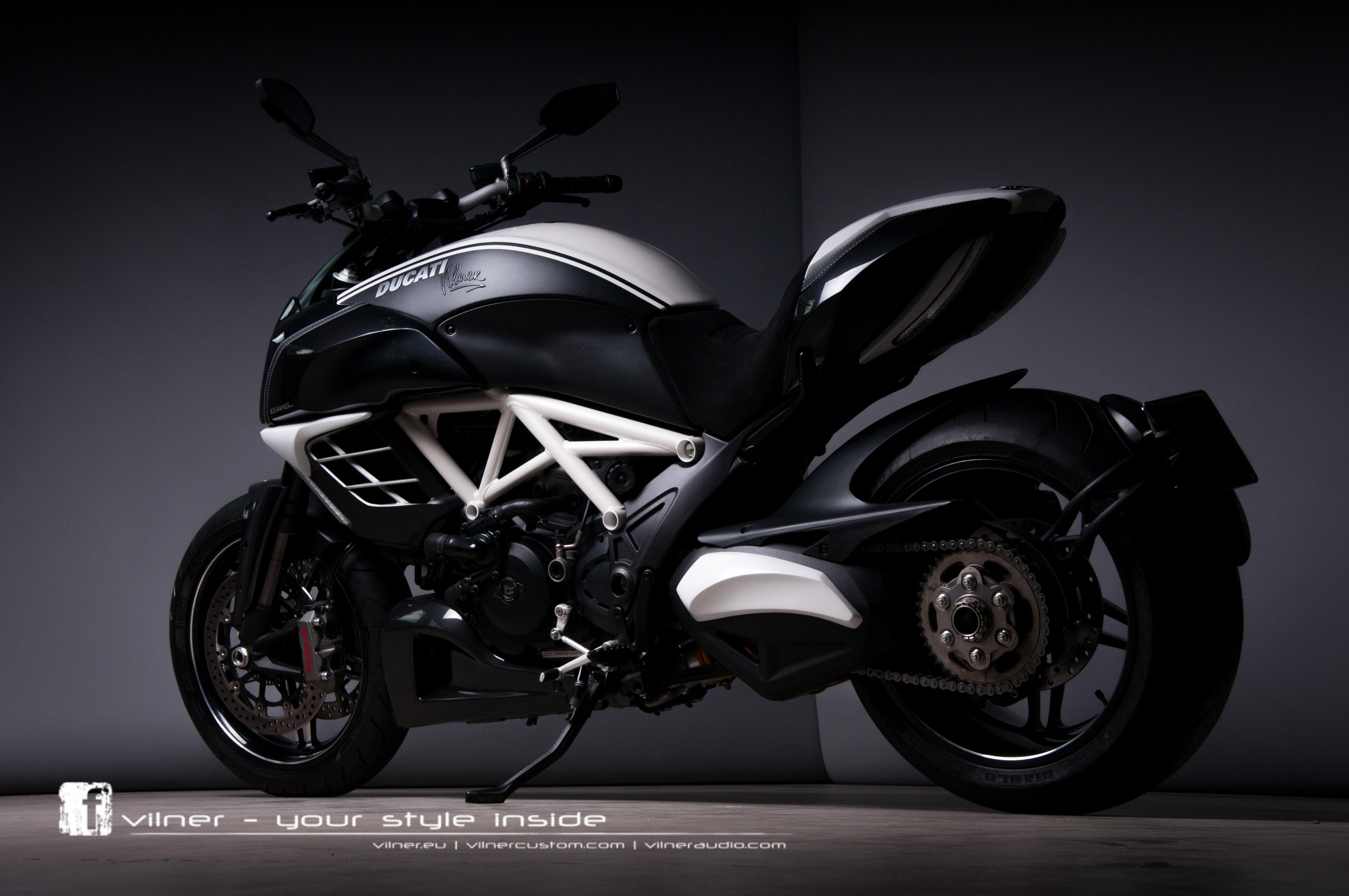 Фото мотоцикл мерседес