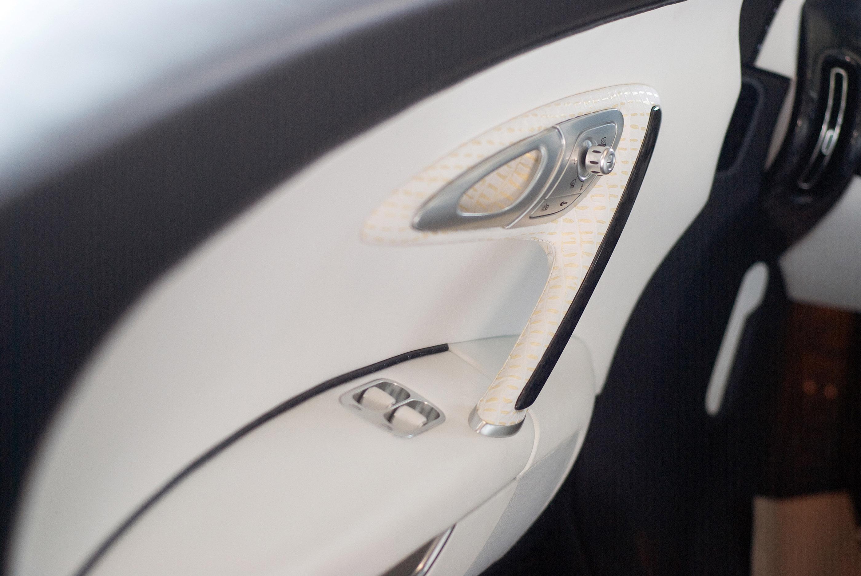 LINEA Vincero - Mansory уточняет Bugatti Veyron 16.4 - фотография №3
