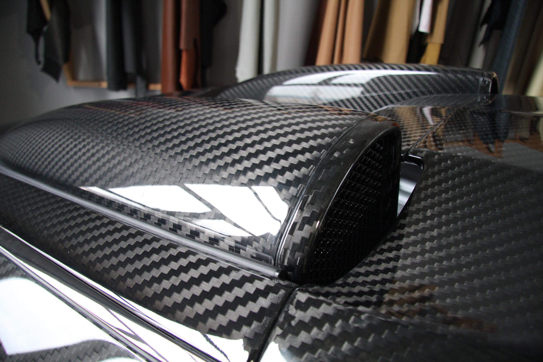 LINEA Vincero - Mansory уточняет Bugatti Veyron 16.4 - фотография №46