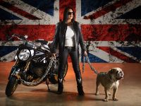 Vliner Triumph Speed Tripple Bulldog