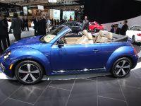 Volkswagen Beetle Convertible Detroit 2013