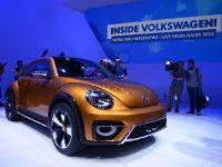 Volkswagen Beetle Dune Concept Detroit 2014