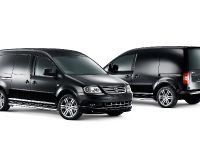 Volkswagen Caddy Sportline and Caddy Maxi Sportline