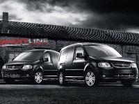 Volkswagen Caddy Sportline and Caddy Maxi Sportline