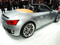 Volkswagen Concept BlueSport Detroit 2009