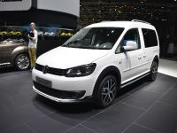 Volkswagen Cross Caddy Geneva 2013