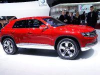 Volkswagen Cross Coupe plug-in hybrid Geneva 2012