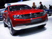 Volkswagen Cross Coupe plug-in hybrid Geneva 2012