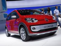 Volkswagen cross up Frankfurt 2011