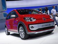 Volkswagen cross up Frankfurt 2011