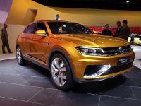 Volkswagen Crossblue Concept Shanghai 2013