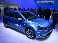 Volkswagen e-Golf Detroit 2014