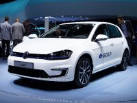 Volkswagen e-Golf Frankfurt 2013