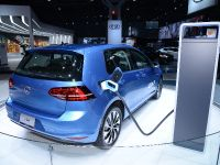 Volkswagen e-Golf New York 2014