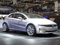 Volkswagen Giugiaro Tex concept Geneva 2011