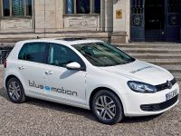 Volkswagen Golf blue-e-motion Concept