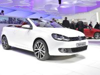 Volkswagen Golf Cabriolet Geneva 2011
