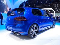 Volkswagen Golf R Detroit 2014