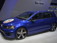 Volkswagen Golf R Detroit 2015