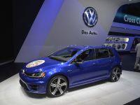Volkswagen Golf R Detroit 2015