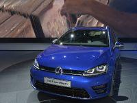 Volkswagen Golf R Variant Los Angeles 2014