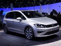 Volkswagen Golf Sportsvan Frankfurt 2013