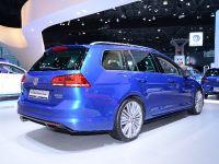Volkswagen Golf SportWagen Concept New York 2014